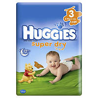 Памперсы Huggies Super Dry 4-9кг (64шт)
