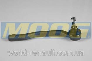 Наконечник рулевой тяги(левый) на Рено Дастер/ MOOG RE-ES-8764