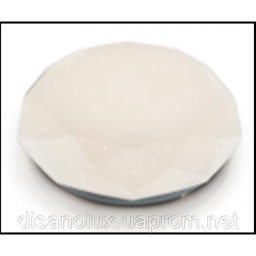 LED светильник Smart Ligh круг  с пультом LD-CBR 60W, 220V, D59.5 см  диммируемый, 4000K - 3000K - 6500