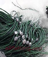 Сеть рыболовная одностенная 1,8м*50м, 50мм