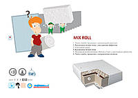 Матрас ортопедический Mix Roll 90х190 см