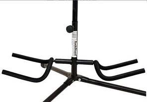ROCKSTAND RS20843 Универсальная стойка-тринога для 2-х гитар, фото 2