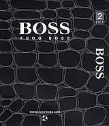 Трусы мужские боксеры хлопок с бамбуком Hugo Boss, размеры L-3XL, 02254, фото 4