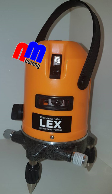 Чесний огляд лазерного планувальника, рівня LEX LXNL 01