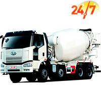 Товарный бетон с доставкой В15 П3 М200 СМ