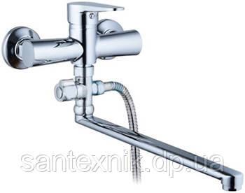 Смеситель ZEGOR (ванная) PUD6-A045 ДЕВИАТОР, фото 2