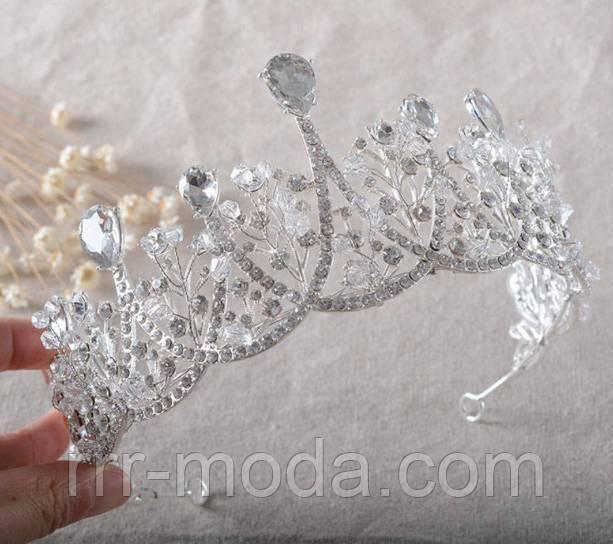 Свадебные короны и диадемы оптом.
