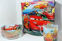 Детский набор посуды миквин в подарок на день рождения