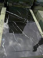 Плитка для пола Hope BK, керамогранит напольный под черный мрамор