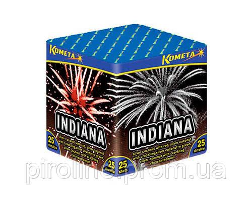 Салютная установка Indiana 25 выстрелов