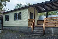Каркасные дома Днепропетровск, дома из металлического каркаса под ключ стоимость