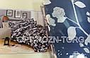 Постельное бельё цветное (евро размер), фото 2