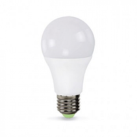 Лампа світлодіодна Lemanso  8W A60 E27 650LM 4500K мат/Лампа светодиодная Lemanso
