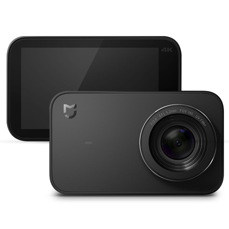 Экшн-камера Xiaomi Mijia 4K Black Mi Action Camera