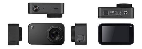 Экшн-камера Xiaomi Mijia 4K Black Mi Action Camera, фото 2