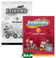 Sagrario Salaberri, Kerry Powell Islands: Level 3: Teacher`s Book: Access Code (+ Booklet)