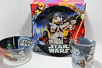 Подарочный набор посуды Звездные Войны, фото 1