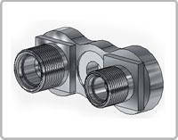 Горизонтальный адаптор для компрессора   4860-9920S
