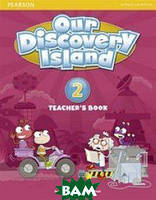 Altamirano Annie Our Discovery Island 2. Teacher`s Book Plus Pin Code