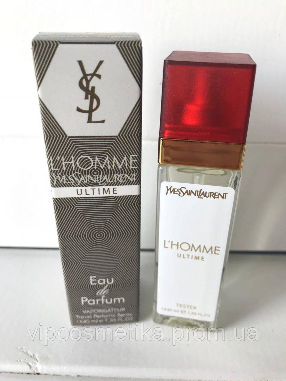 Yves Saint Laurent L'Homme Ultime 40мл