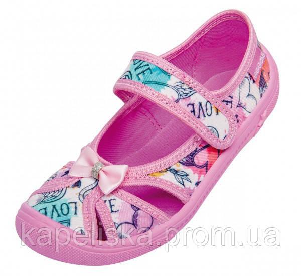 Viggami  тапочки для девочки, босоножки , босоніжки для дівчинки Iga d