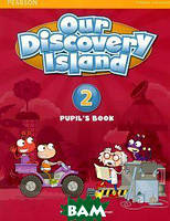 Sagrario Salaberri Our Discovery Island 2. Pupil`s Book with PIN Code