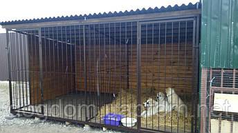 Вольеры и будки для собак. В наличии и под заказ. Киев, фото 2