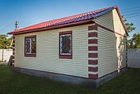 Быстровозводимые дома Кривой Рог, строительство дачных домов