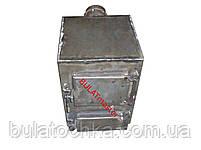 Печь отопительная (буржуйка малая Skiff) , фото 2