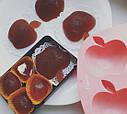 Форма 26х17.8х3см силиконовая для выпечки 6 кексов Fissman, фото 5
