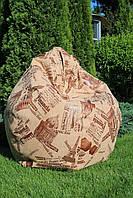 Стул мешок груша мебельная ткань (антикоготь)