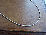 Серебряная цепь ( Снейк ), фото 2