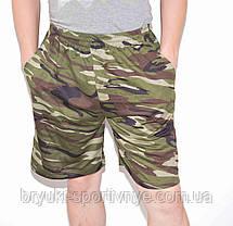 Шорты мужские увеличенные - камуфляж, фото 3
