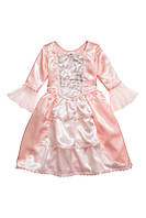 Карнавальное розовое платье «Принцесса» для девочки (H&M, Швеция) размер 98-104 см