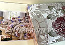 Постельное бельё цветное (двухспальный размер), фото 2