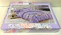 Постельное бельё цветное (двухспальный размер), фото 3