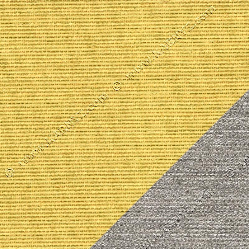 Рулонные шторы термо Блэкаут Сансет D-607 желтый Германия
