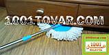 "Сменная насадка на швабру полотер ""Гривня Петрівна"", 16 см., фото 3"