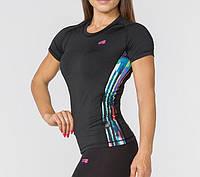 Спортивная женская футболка Radical Reaction II (Польша), футболка для бега, велоезды, фитнеса, фото 1