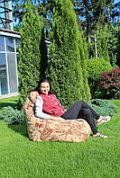 Кресло мешок мебельная ткань