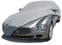 Тент (чехол) для легкового автомобиля c подкладкой / размер 4,85*1,78*1,2
