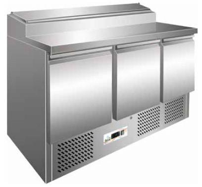 Стол холодильный для пиццы Forcar PS300