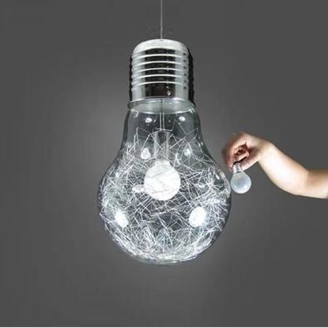 Подвесной светильник лампочка