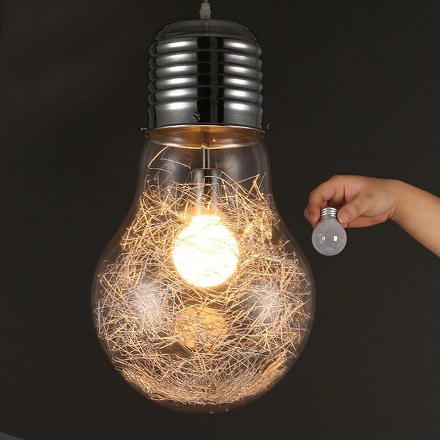 светильник лампочка