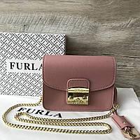Женская сумка Furla Фурла кожа+коробка