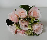 Букет роз с добавками