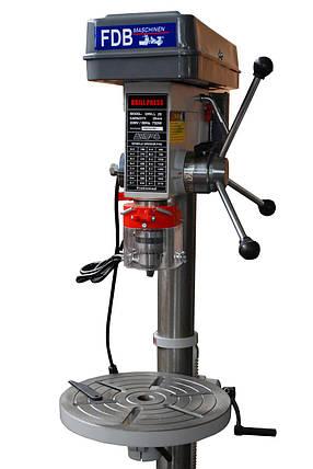 Сверлильный станок FDB Maschinen Drilling 20, фото 2