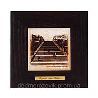 """Картина Одесса 1794 """"Потемкинская лестница"""" (18x18) см"""