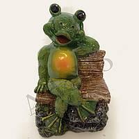 Садовая фигура Лягушка Александр