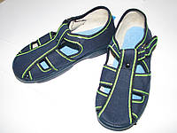 Zetpol Bolek Зетпол болек тапочки, макасины, босоножки, сандали , для мальчика,  босоніжки для хлопчика